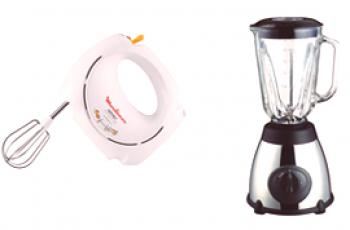 Mixer and blender: description et différences